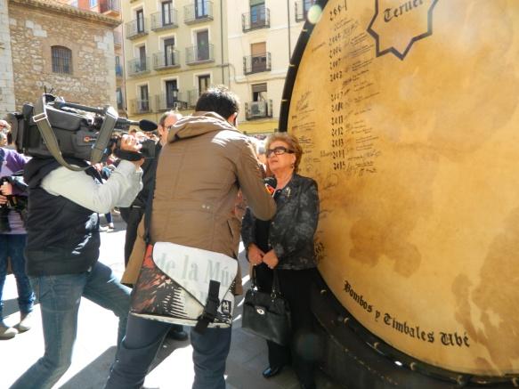 Teruel. Rompida de la Hora 2015