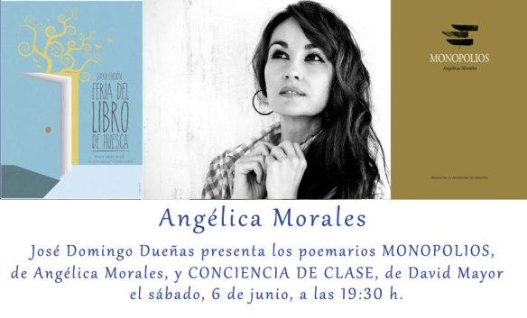Monopolios en la Feria del Libro de Huesca