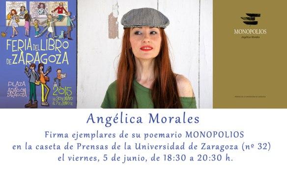 Monopolios en la Feria del Libro de Zaragoza
