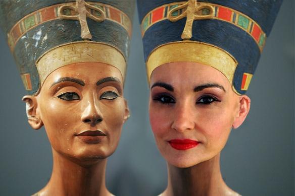 Nefertiti / Angélica Morales