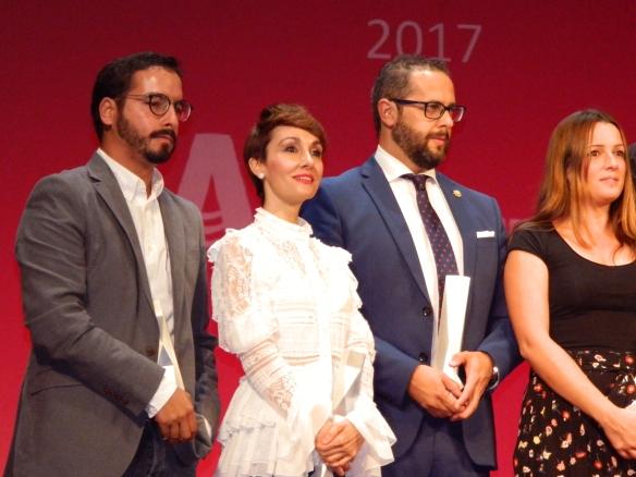 Premio Ciudad de Alcalá de Poesía 2017